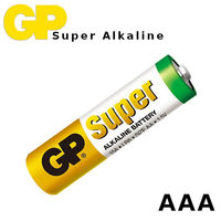 Батарейка GP Super Alkaline AAA LR03