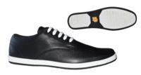 Кожанные кроссовки BELKELME (08411-5/026)