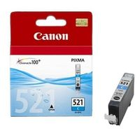 Ink Cartridge Canon CLI-521C, Cyan