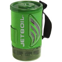 Горелка газ. интег. Jetboil 3.0 kW, 400 g, FLASH-GRN