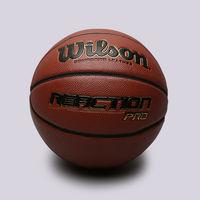Мяч баскетбольный #7 REACTION PRO 295 BSKT WTB10137XB07 Wilson (2159) (под заказ)