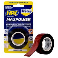 HPX MAXPOWER OUTDOOR Double sided acrilic tape 1.1 mm