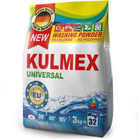 KULMEX - Стиральный порошок -Universal - 3 Kg. - 32 WL