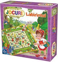 Настольная игра Labirintul, код 41178