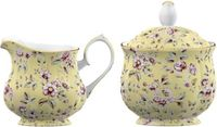 English Room Ditsy Floral Yellow (SUGCR3746)