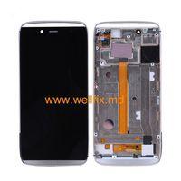 Дисплей с тачскрином Alcatel One Touch Idol Alpha 6032X