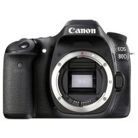 Зеркальрны фотоаппарат CANON 80D Body