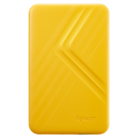 Внешний жесткий диск Apacer AC236 Ultra-Slim 1Tb Yellow(AP1TBAC236Y-1)
