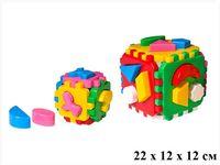 Teхнок-Интелком Куб Умный малыш 1+1