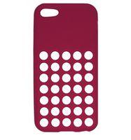 Husa de protectie Go Cool pentru iPhone 5C, Violet