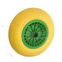 cumpără Roata din spuma poliuretan 88212 galben (WB6414) în Chișinău