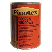 Pinotex Пропитка Pinotex Doors&Windows Калужница 1л