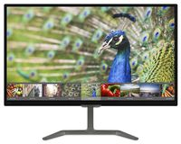 """23.6"""" Philips """"246E7QDAB"""", G.Black (IPS 1920x1080, 5ms,250cd, LED20M:1, HDMI-MHL,DVI, Speakers) (23.6"""" IPS W-LED, 1920x1080 Full-HD, 0.272mm, 5ms GTG, 250 cd/m², DCR 20 Mln:1 (1000:1), UltraColor NTSC 101.4% 16.7M, 178°/178° @C/R>10, 30-83 kHz(H)/56-76 Hz(V), HDMI-MHL + DVI-D + Analog D-Sub, Speakers, Audio-In, Headphone-Out, External Power Adapter, Fixed Stand (Tilt -5/+20°), VESA Mount 100x100, Flicker-free, Elegant slim design, Black-Glossy)"""
