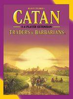 Cutia Catan: Negustori&Barbari. Extensie 5/6 (BGE-34691)