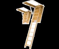 Лестница чердачная Smart LWS 280 Fakro 60 x 120 см