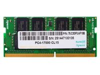 4GB DDR3 1600MHz SODIMM 204pin Apacer