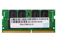 4GB DDR3 1600MHz SODIMM 204pin Apacer