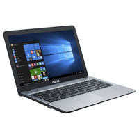 """NB ASUS 15.6"""" X541NA Silver (Pentium N4200 4Gb 1Tb) 15.6"""" HD (1366x768) Non-glare, Intel Pentium N4200 (4x Core, 1.1GHz - 2.5GHz, 2Mb), 4Gb (OnBoard) PC3-12800, 1Tb 5400rpm, Intel HD Graphics, HDMI, No ODD, 100Mbit Ethernet, 802.11n, Bluetooth, 1x USB 3.1 Type C, 1x USB 3.0, 1x USB 2.0, Card Reader, Webcam, Endless OS, 3-cell 36 WHrs Li-Ion Battery, 2.0kg, Silver"""