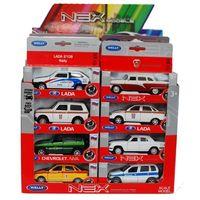 1:34 Коллекционные Металлические Машинки РУССКИЕ (ИНЕРЦИЯ) 9 моделей