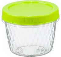 Емкость для сыпучих продуктов круглая 0,55л М1473