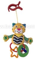 "Baby Mix EF-TE-8377D-18T Игрушка для путешествий ""Тигр"""