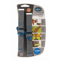 Ремень для фиксации Sea To Summit Accessory Strap With Hook Release 20 mm, 1,5 m, ATDASH201.5