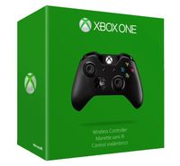 Controller wireless Xbox One Black