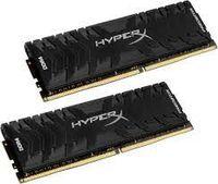 32 ГБ DDR4-3000 МГц Kingston HyperX Predator (комплект из 2x16 ГБ) (HX430C15PB3K2 / 32), CL15-17-17, 1,35 В, черный