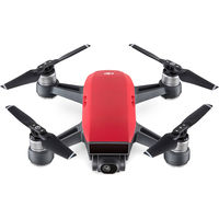 (148460) DJI Spark (EU) / Lava Red - Portable Drone, 12MP,  FHD 30fps camera with gimbal, max. 4000m height/50kmph speed, flight time 16min, Battery 2970mAh, 300g