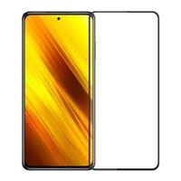 Защитное стекло 3D Black Xiaomi Poco X3