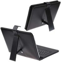 ARCHOS Arnova 9 Stand Case + Keyboard, SyntheticLeather