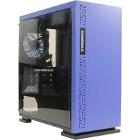 Case GAMEMAX EXPEDITION BL Blue, Case mATX