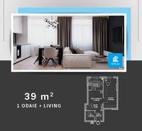 2 комнатная квартира - тип 3