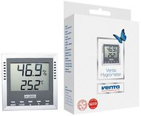 Аксессуар для климатической техники Venta Thermo-Hygrometer (6011000)