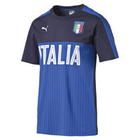 Puma FIGC Italia Fanwear Graphic Tee
