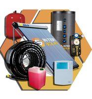 Система солнечного горячего водоснабжения на 1000л