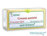 Crema pt fata Hofigal Q10 Antirid 30 doze x 2ml