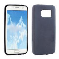 JZZS TPU case Samsung S6 EDGE , Blue