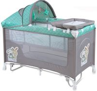Bertoni Nanny 2 Plus Rocker Grey&Green Best Friends