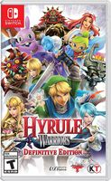 Видео игра Nintendo Hyrule Warriors Definitive Edition