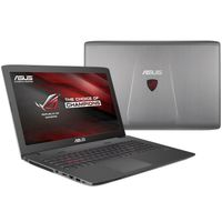 """NB ASUS 17.3"""" GL752VW (Core i5-6300HQ 8Gb 1Tb) 17.3"""" IPS Full HD (1920x1080) Non-glare, Intel Core i5-6300HQ (4x Core, 2.3GHz - 3.2GHz, 6Mb), 8Gb (1x 8Gb) PC4-17000, 1Tb 5400rpm, GeForce GTX 960M 2Gb, HDMI, DVD-RW, Gbit Ethernet, 802.11n, Bluetooth, 1x USB 3.1 Type C, 1x USB 3.0, 2x USB 2.0, Card Reader, HD Webcam, DOS, 4-cell 48 WHrs Li-Ion Battery, Illuminated Keyboard, 3.0kg, Black/Gray"""