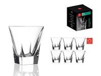 Set pahare pentru whisky Fusion (6+2)buc, 270ml