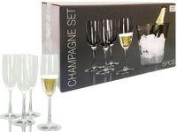 купить Набор ведро для льда и 4 бокала для шампанского Atmosfera в Кишинёве