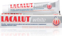 Lacalut зубная паста White, 50 мл