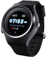 Smart ceas pentru copii Wonlex KT06 Black