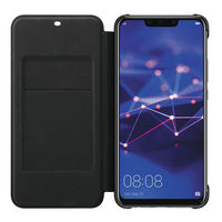 Чехол Original Huawei Mate 20 Lite, View Cover, Black