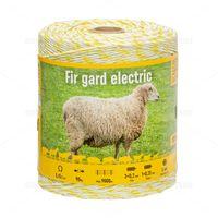 Fir gard electric – 500 m – 90 kg – 0,45 Ω/m