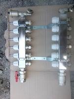 Коллектор теплого пола Emmeti 6+6 с расходомерами