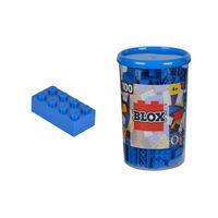 Конструктор Simba Blox Constr. 100 el  синий 4118906