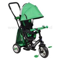 Baby Mix Трицикл UR-XG6026-T17 зеленый.